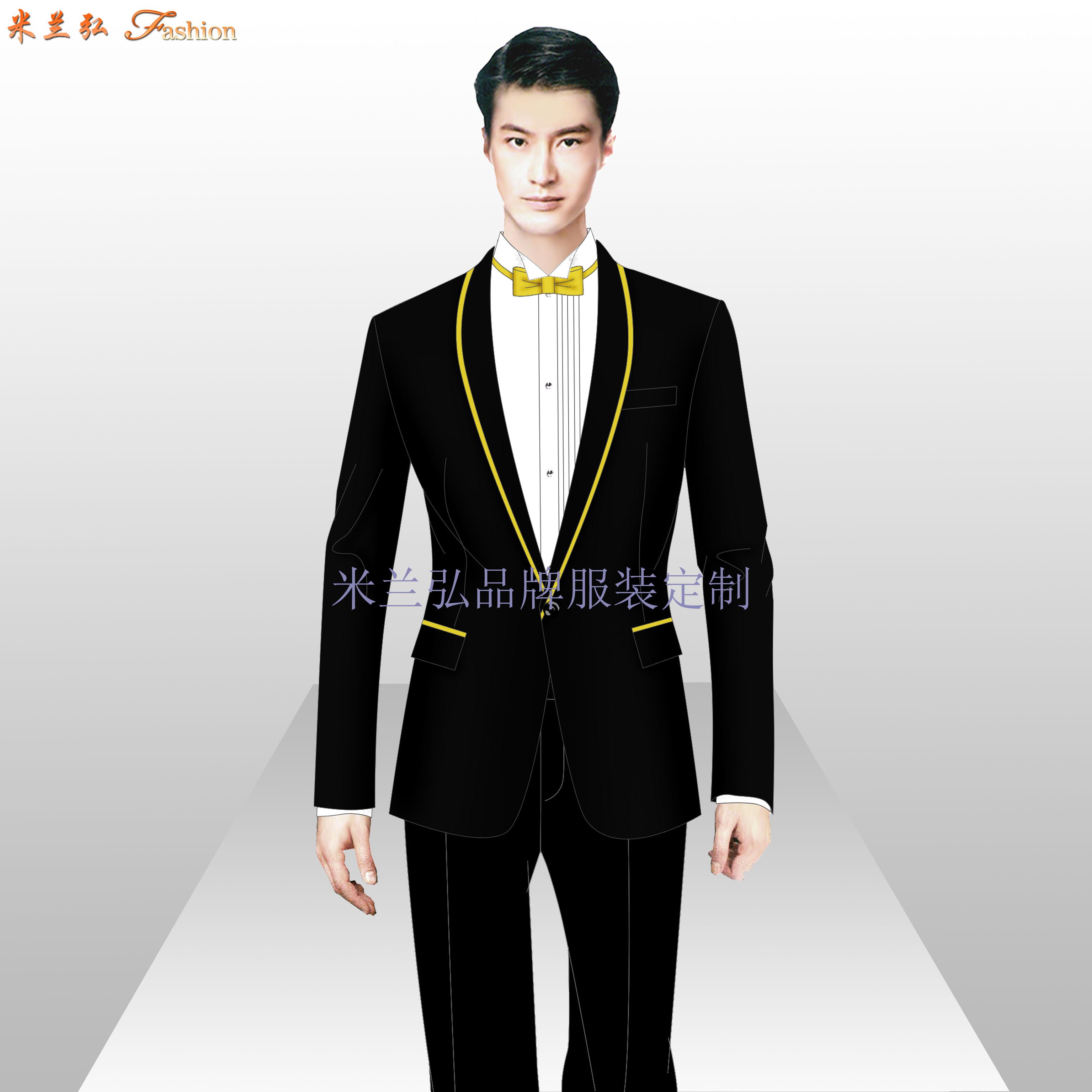 貴陽職業裝定做_貴陽正裝訂制-米蘭弘服裝廠家-4