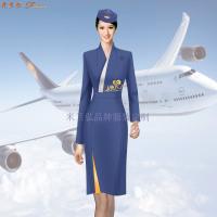 貴陽空姐服定制_貴陽空乘服訂做-米蘭弘服裝廠家-1