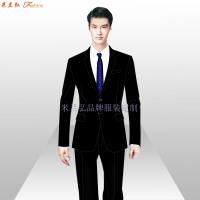 貴州職業裝定做-男女士職業裝訂做廠家-米蘭弘服裝-2