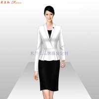 貴州職業裝定做-男女士職業裝訂做廠家-米蘭弘服裝-4