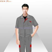 貴州工作服廠家-工作服定做價格圖片-米蘭弘服裝-1