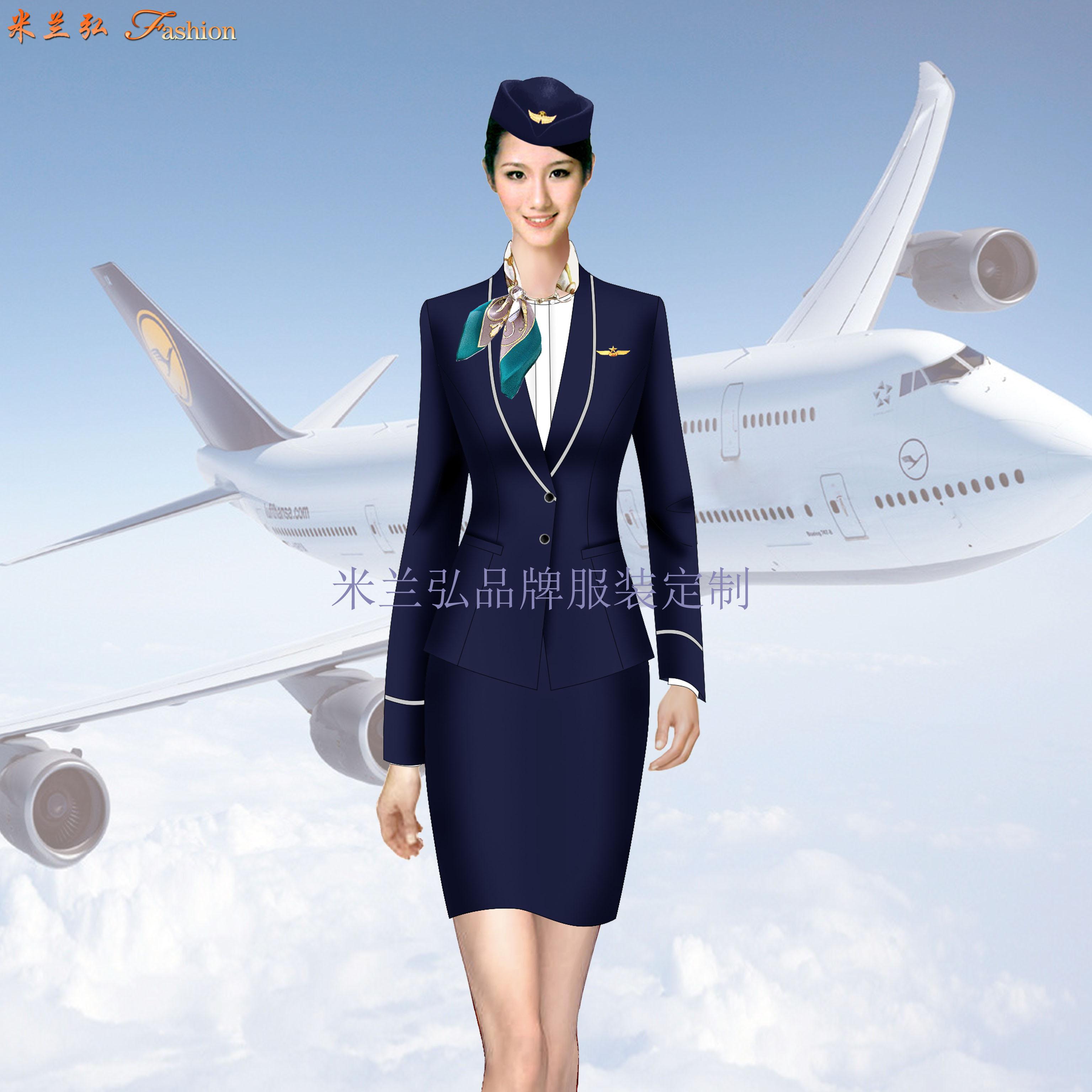 貴州空姐服定製-畢節機場機務服定做-湖北快3廠家-4
