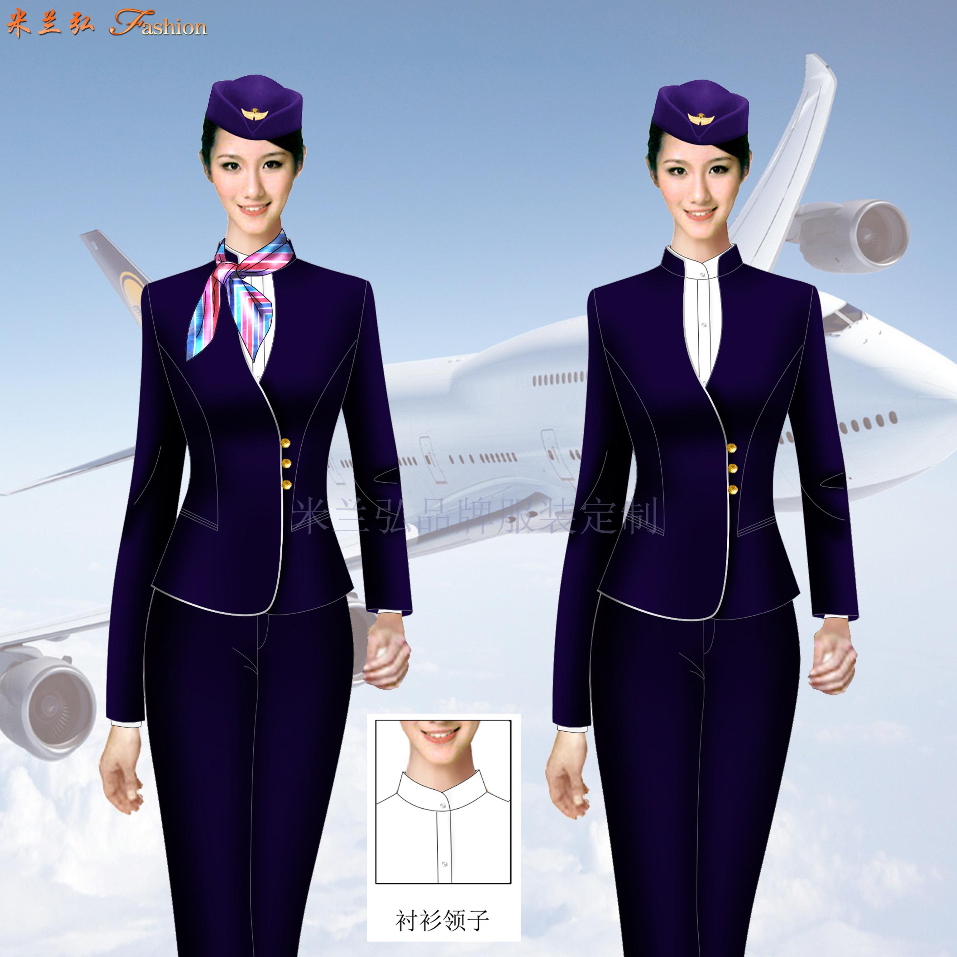 「北京地鐵新工服」北京地鐵工作服-米蘭弘服裝廠家-2