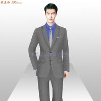 東城區西服定製_北京東城職業裝訂做-湖北快3服裝廠家-4