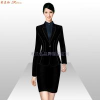 西城區西服定制_北京西城職業裝訂做-米蘭弘服裝廠家-3