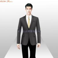 西城區西服定制_北京西城職業裝訂做-米蘭弘服裝廠家-4