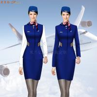 成都雙流國際機場服務人員職業工裝定做-米蘭弘服裝廠家-5