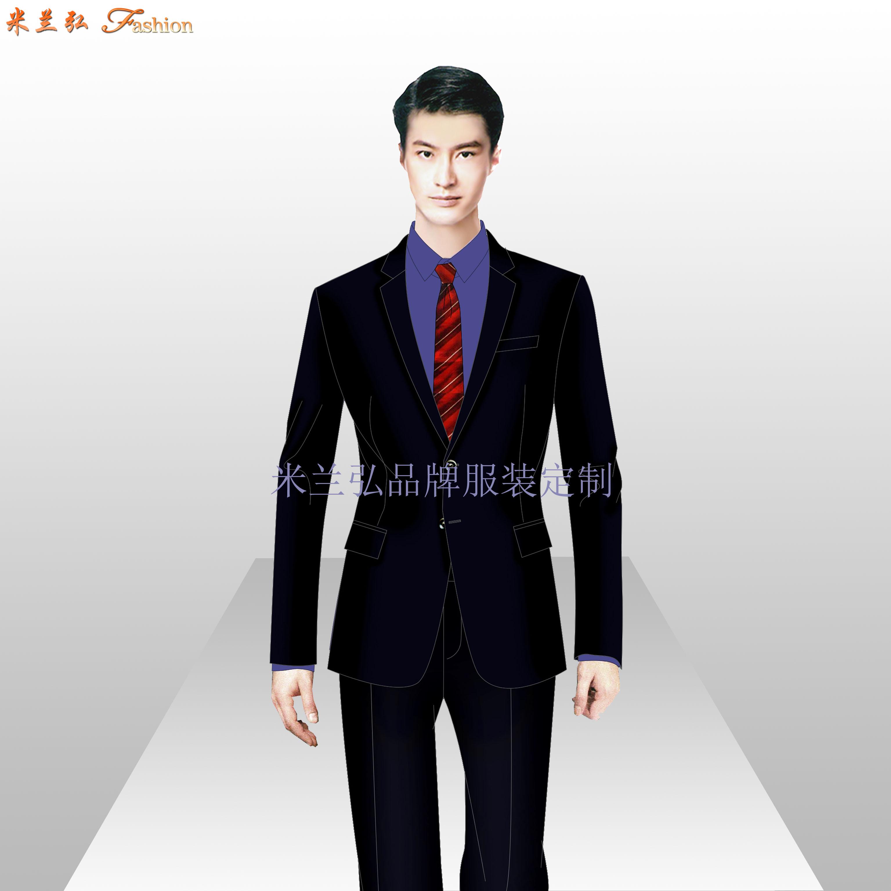 南京西服定制_南京西裝訂做-米蘭弘服裝廠家-5
