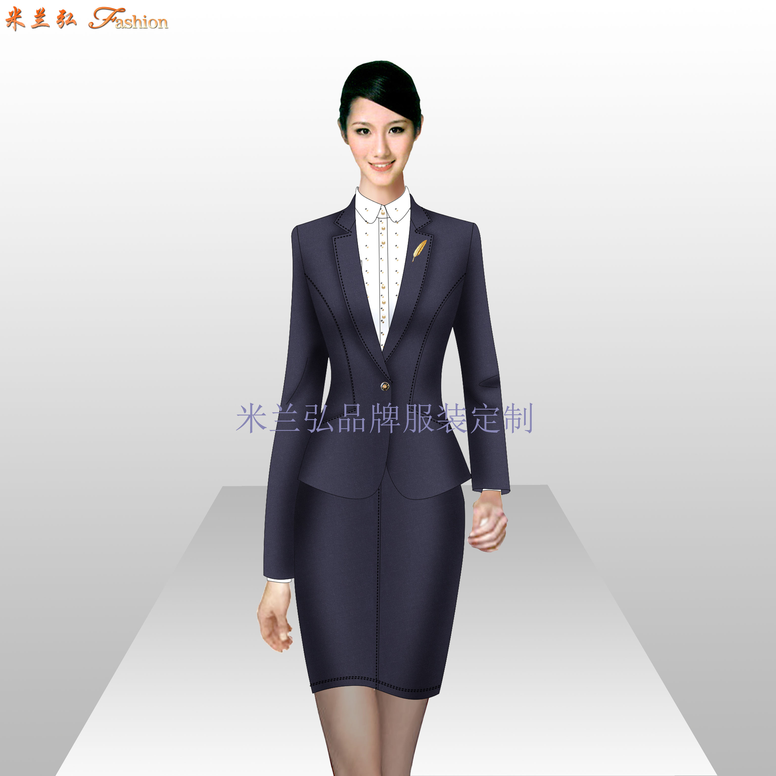 南京西服定制_南京西裝訂做-米蘭弘服裝廠家-1