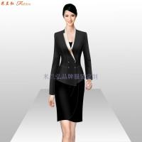 通州區西服定制_北京通州職業裝訂做-米蘭弘服裝廠家-5