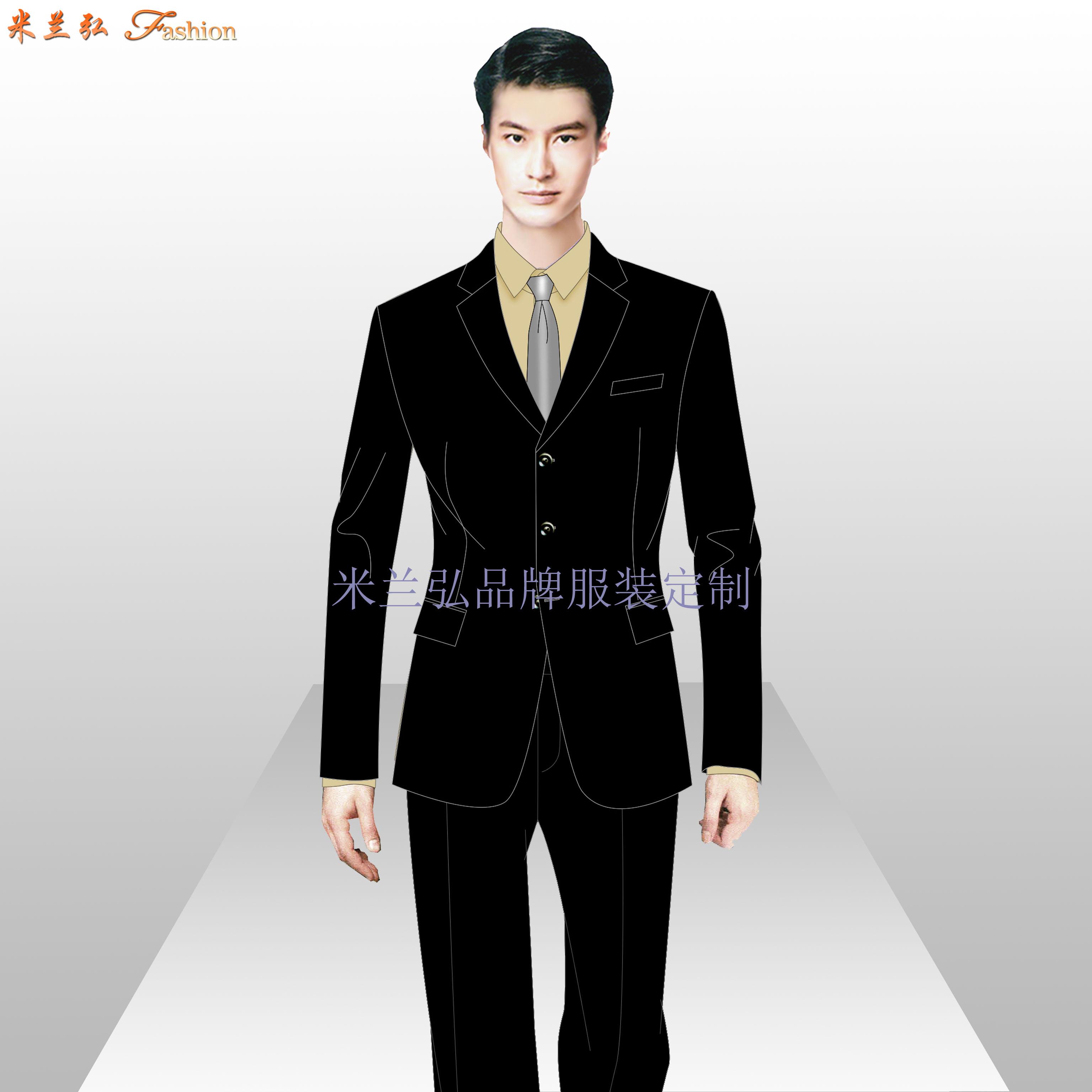 平穀區西服定製_北京平穀職業裝訂做-最新送体验金网站服裝廠家-3