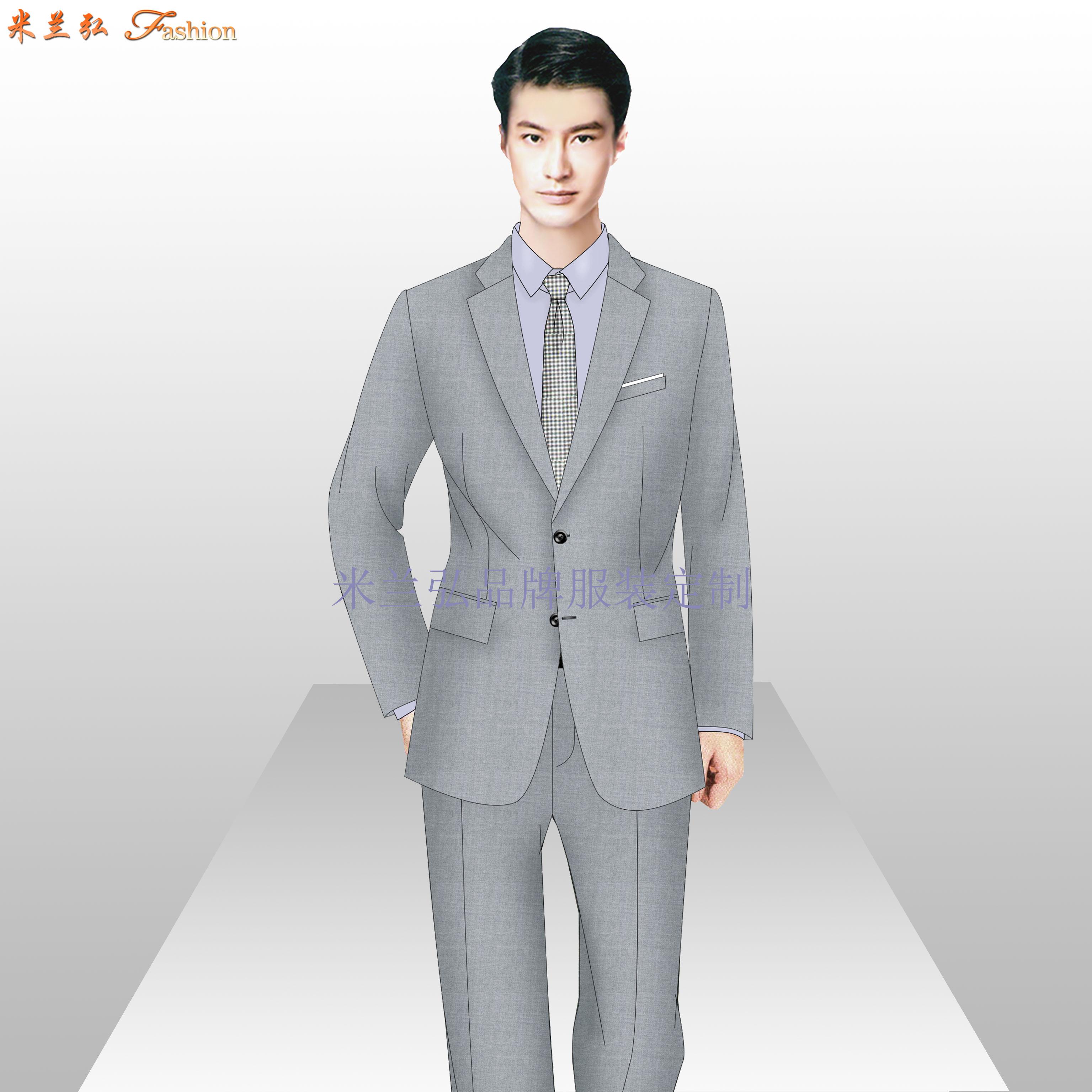 平穀區西服定製_北京平穀職業裝訂做-最新送体验金网站服裝廠家-5