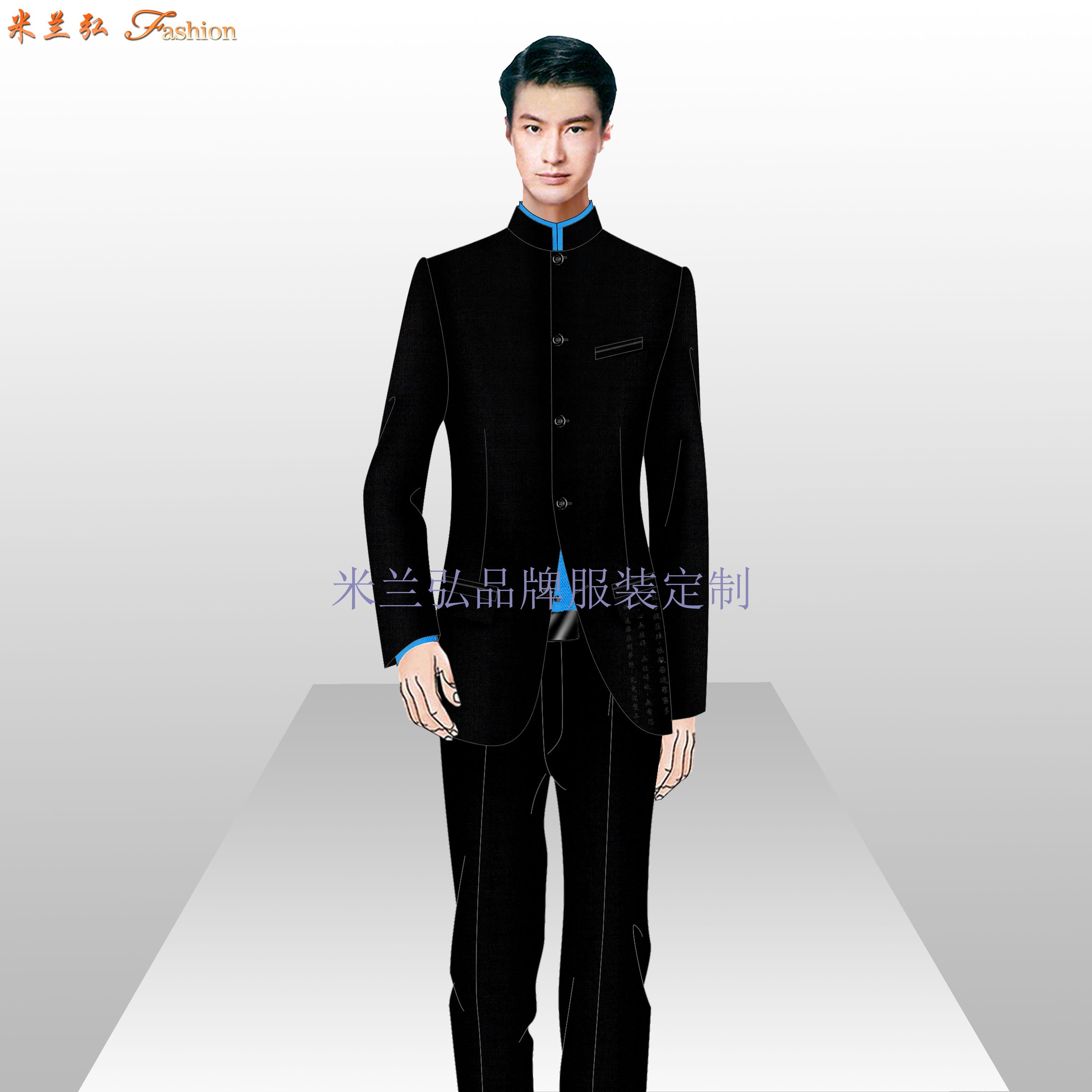密雲區西服定製_北京密雲職業裝訂做-最新送体验金网站服裝廠家-1