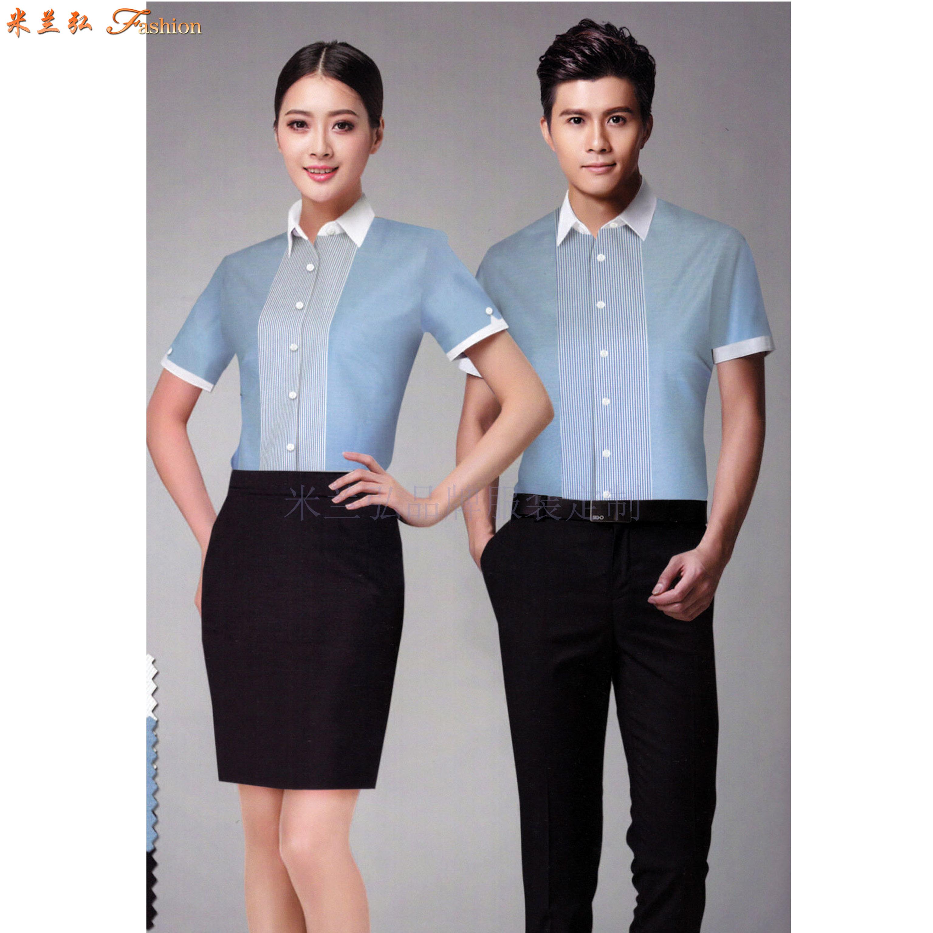 南京襯衫定做_南京量體制作襯衣廠家-米蘭弘服裝-1
