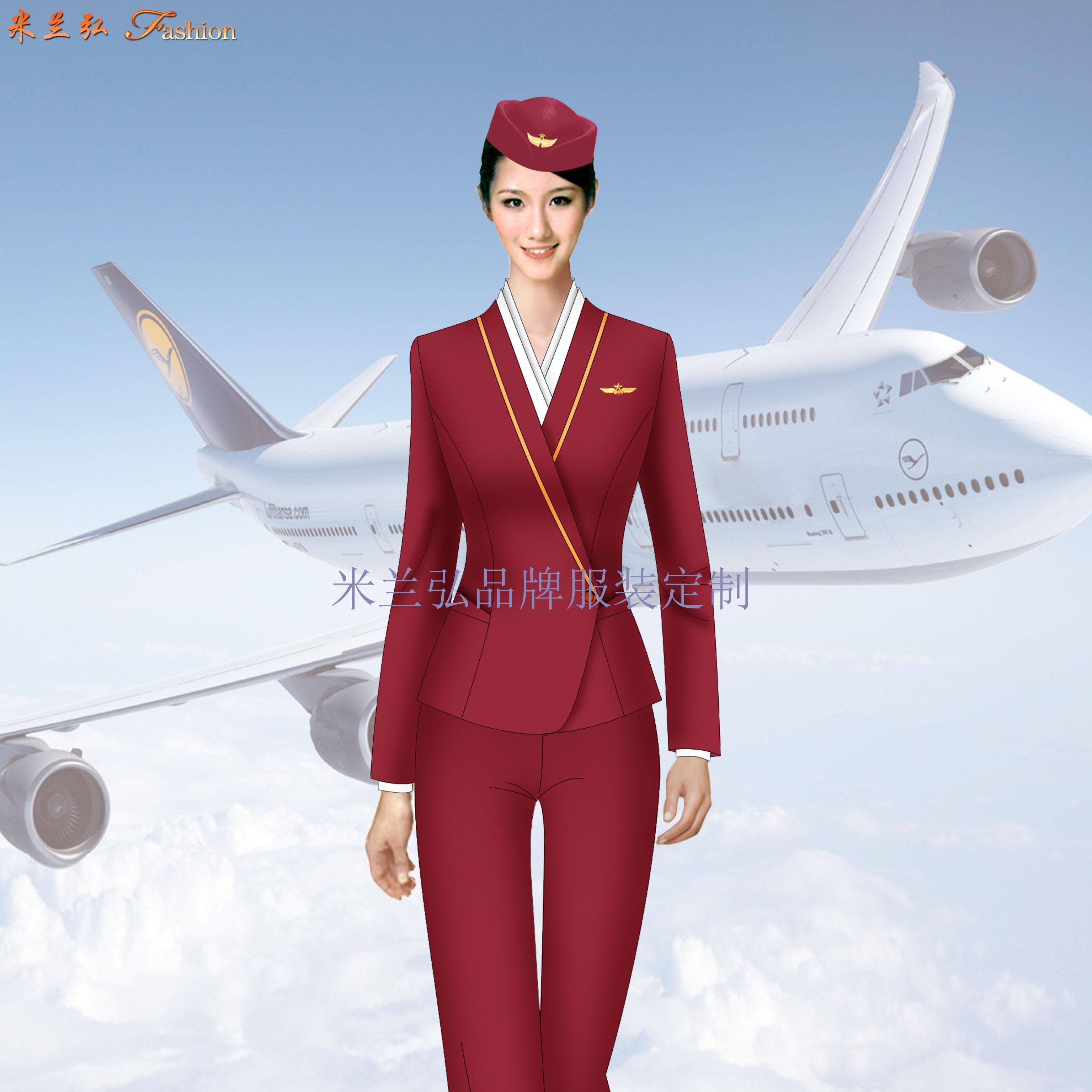 江蘇南京祿口國際機場地勤工作服定做-米蘭弘服裝廠家-2