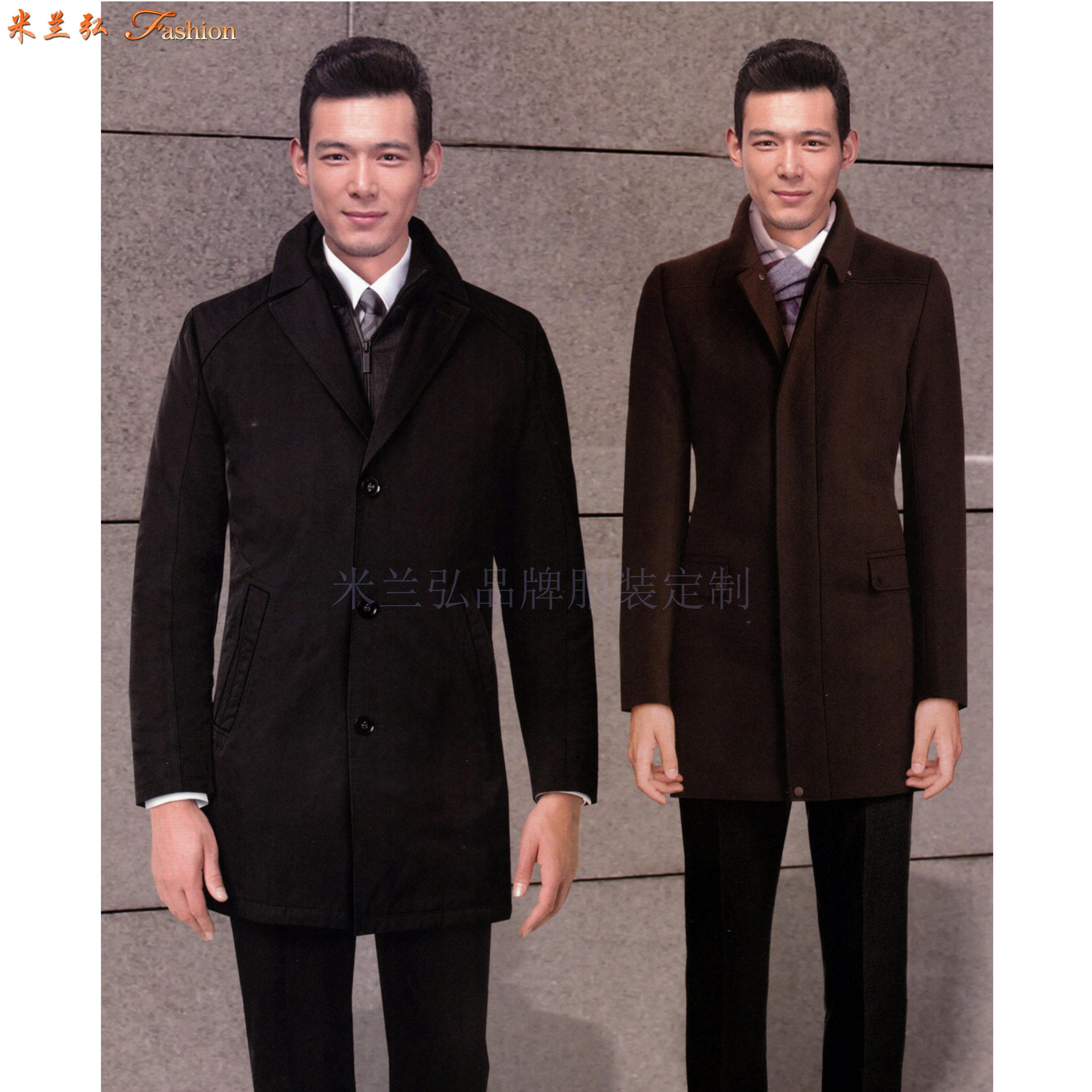 蘇州大衣定做_冬季羊毛大衣訂做廠家-米蘭弘品牌服裝-1