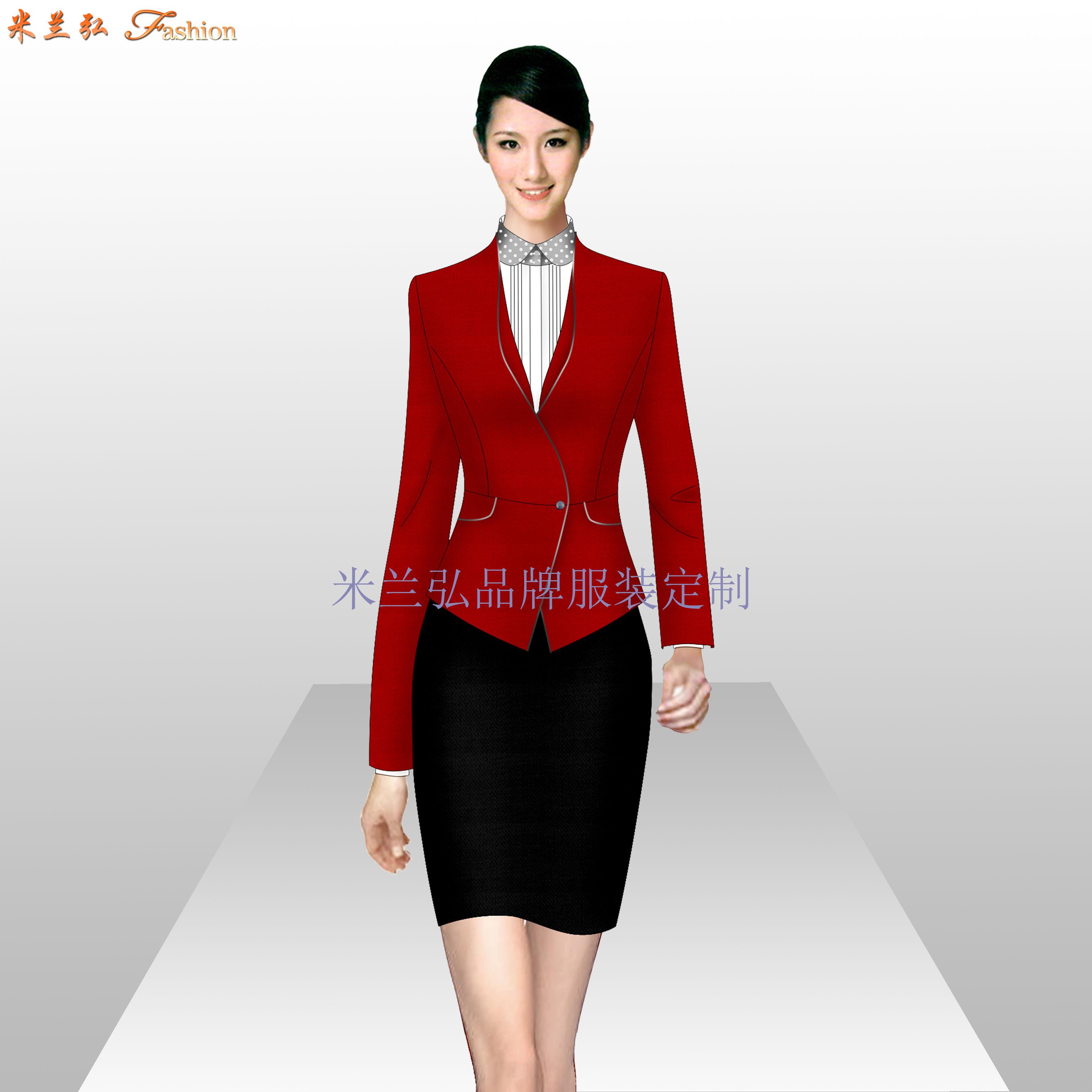 無錫西服定制_江蘇無錫職業裝裝訂做-米蘭弘服裝廠家-3