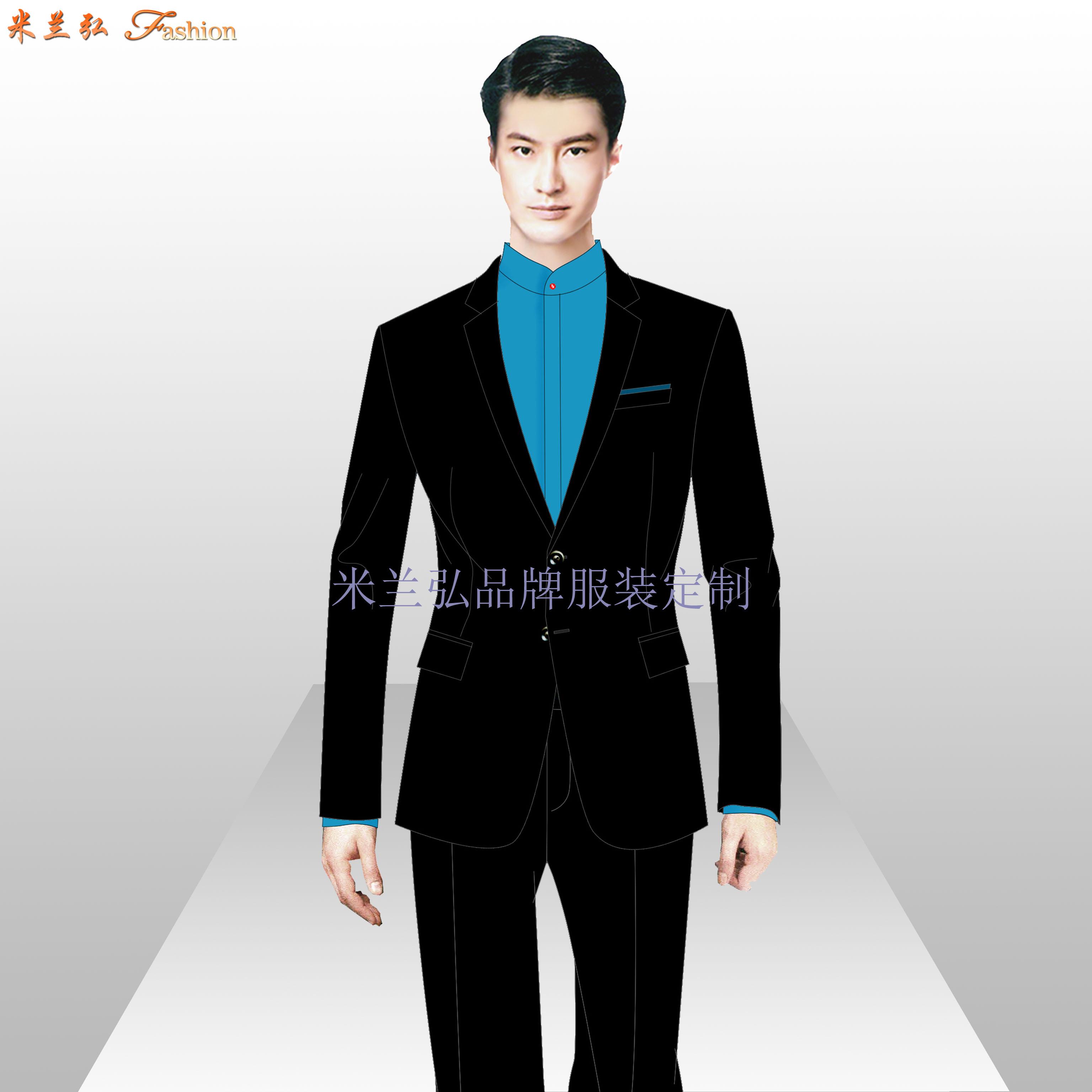 無錫西服定制_江蘇無錫職業裝裝訂做-米蘭弘服裝廠家-5
