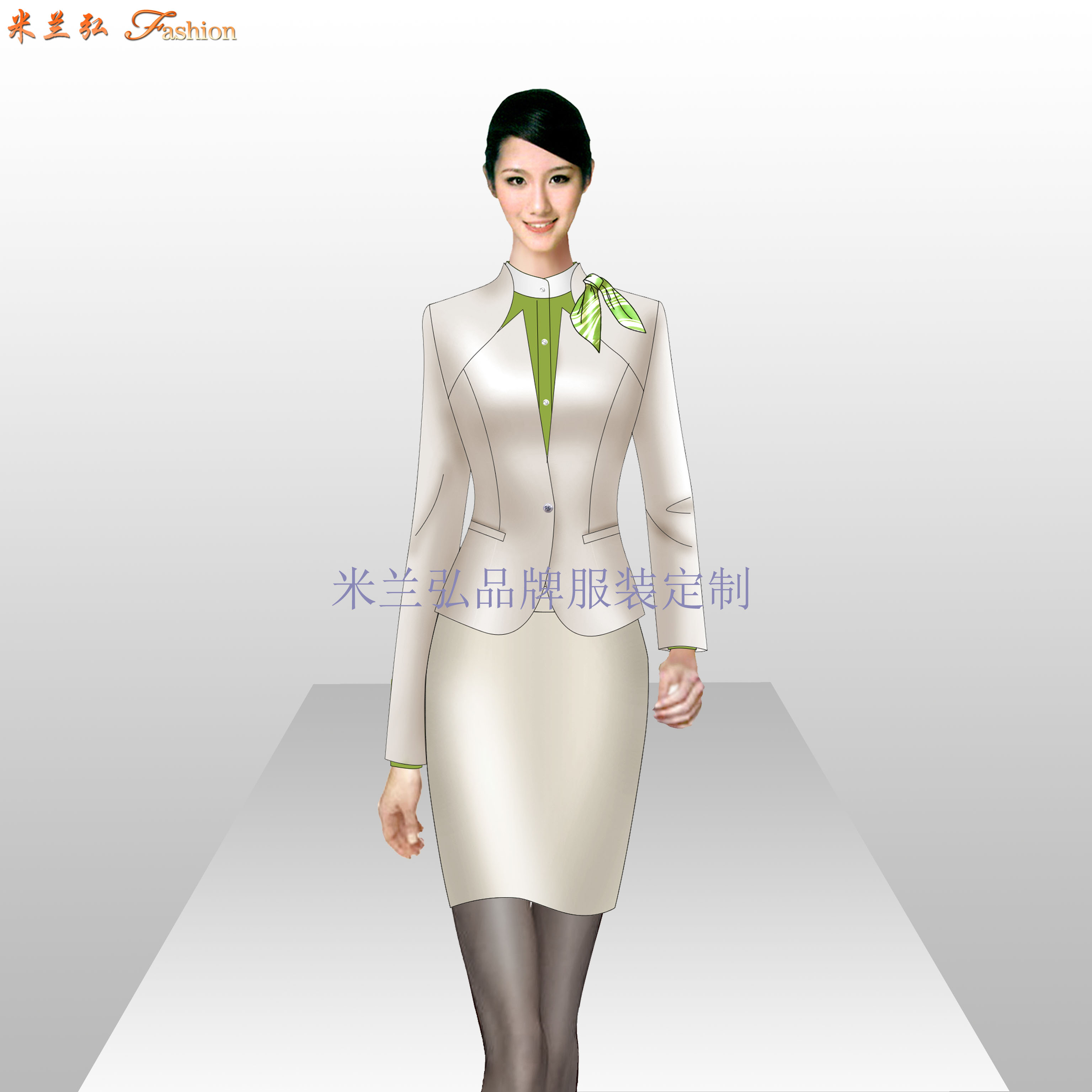 吉林職業裝_吉林職業裝訂製-永利注册网站職業裝廠家-2