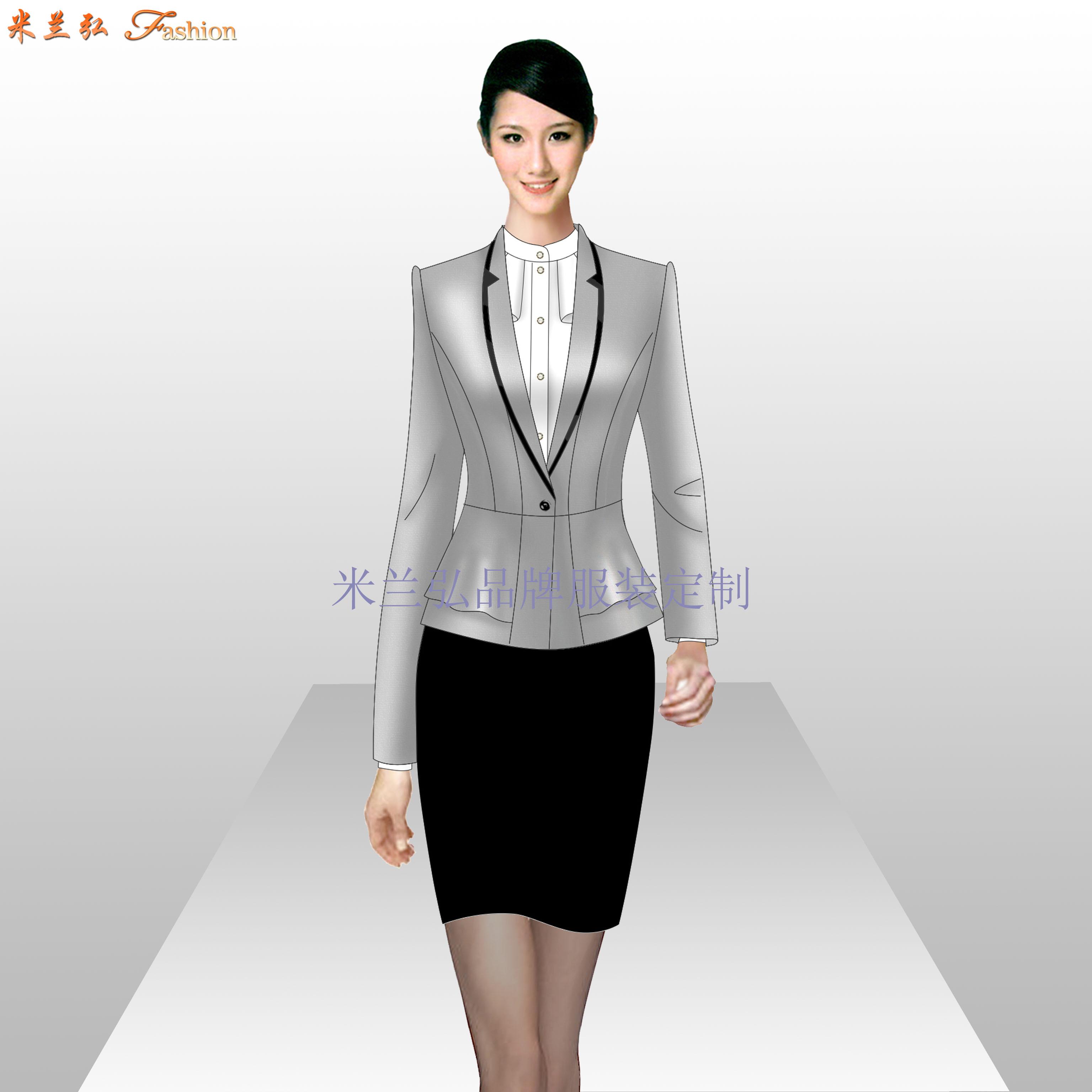 吉林職業裝_吉林職業裝訂製-永利注册网站職業裝廠家-5