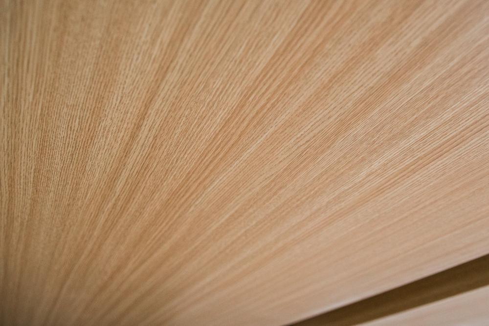 天花木紋大板節點