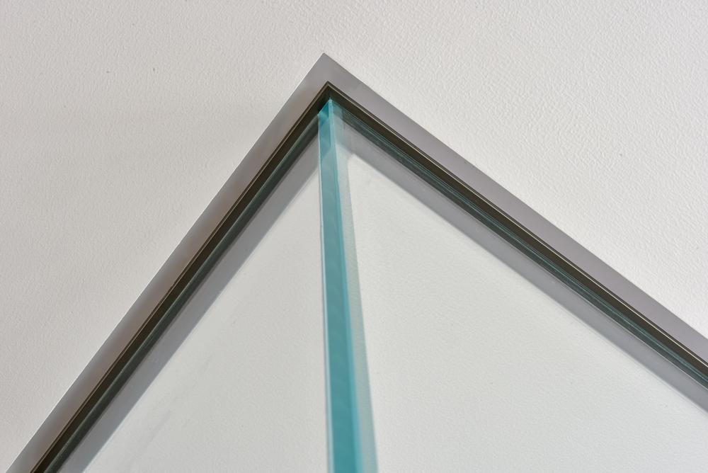 玻璃隔斷節點