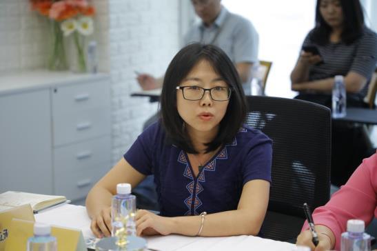悅寶園  蔣海燕  教研總監