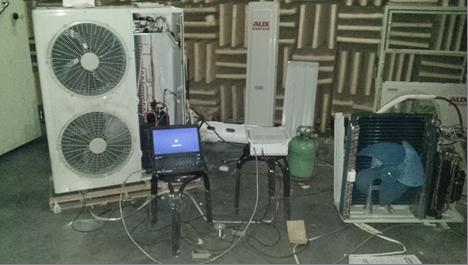空调管路1