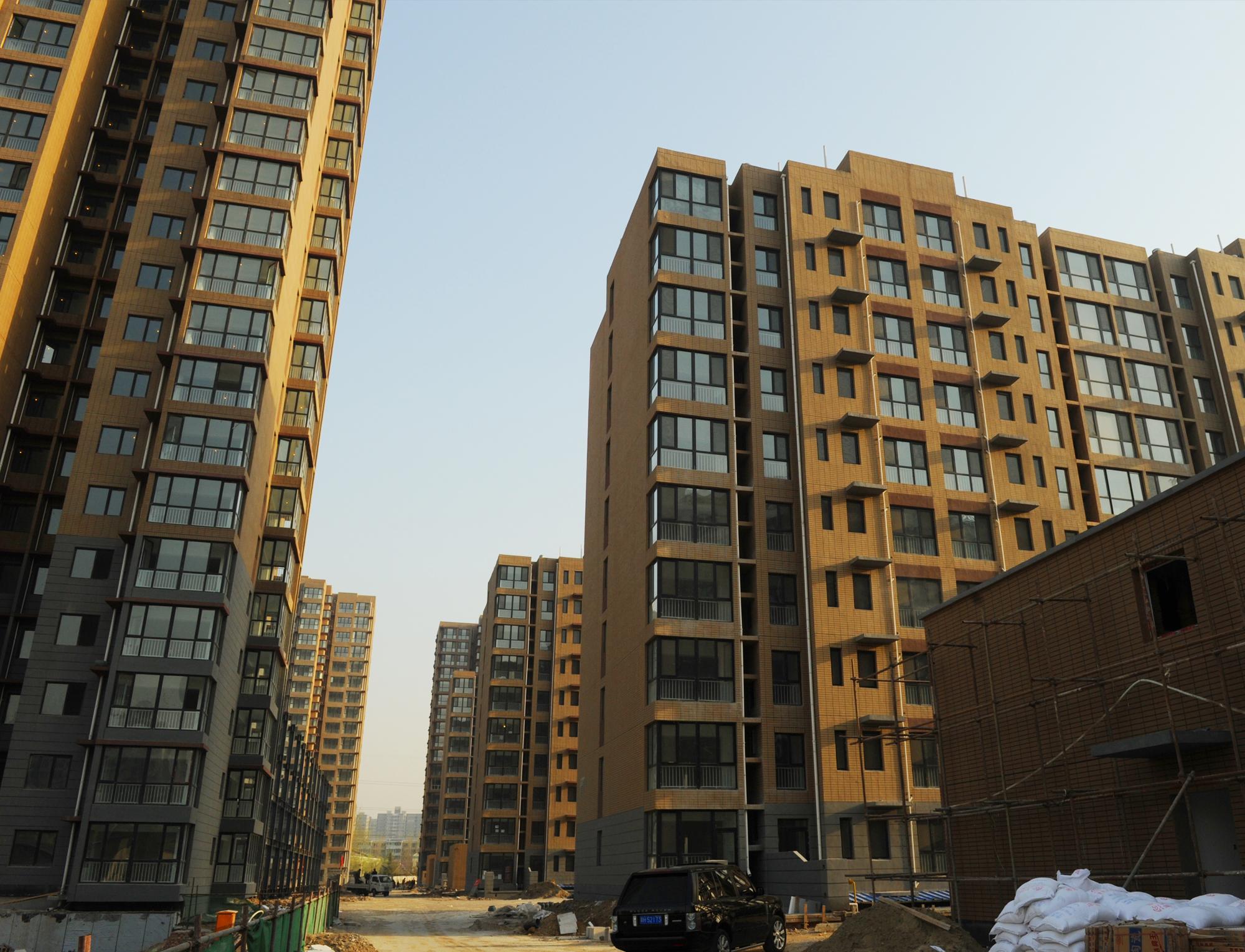 建筑工程-北京宏福苑南二區工程