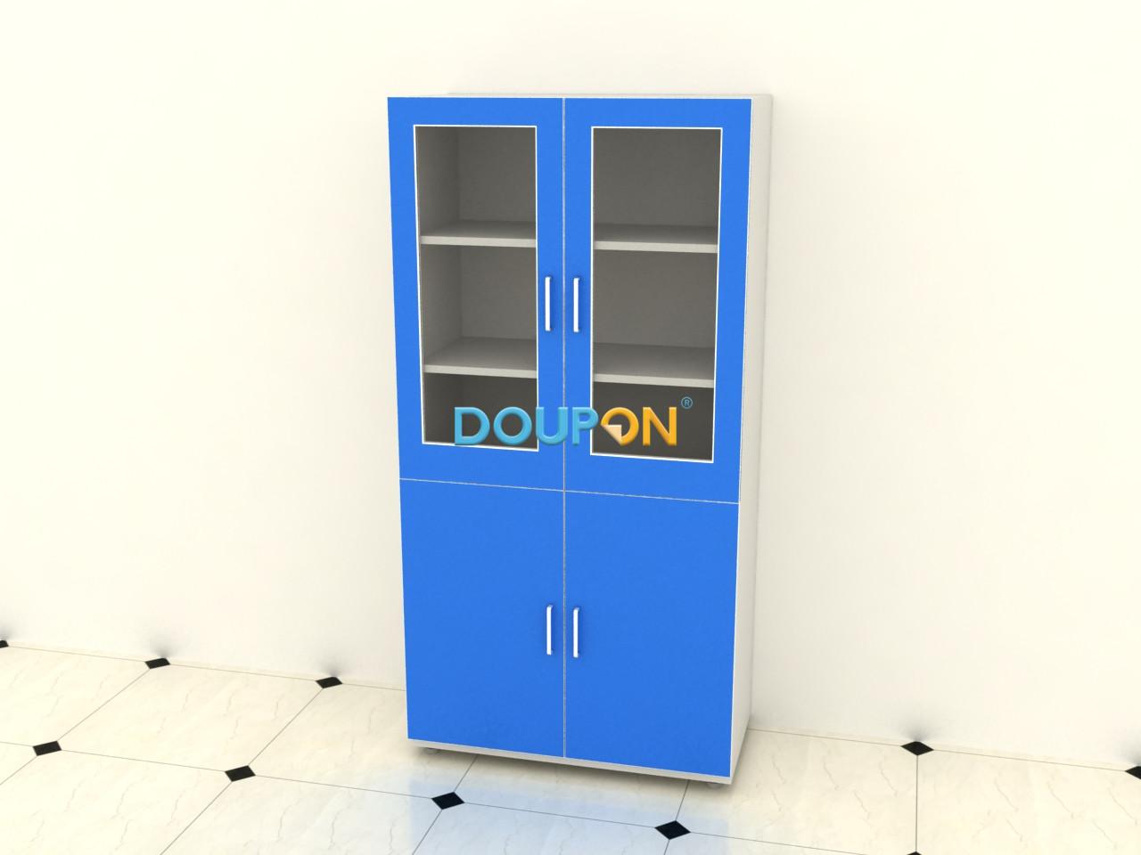 全鋼藍色高柜