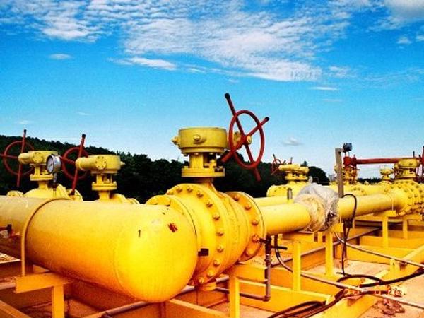 天然氣輸氣管道