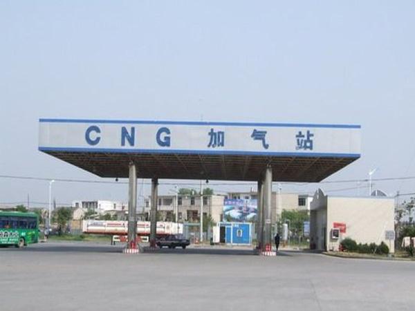 河間CNG加氣站工程