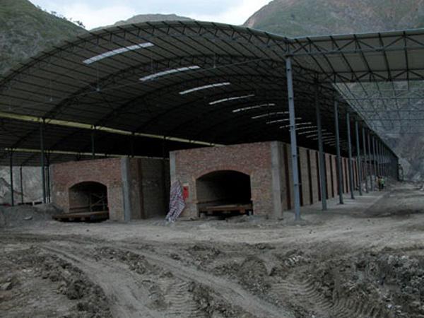节能环保型页岩砖技改