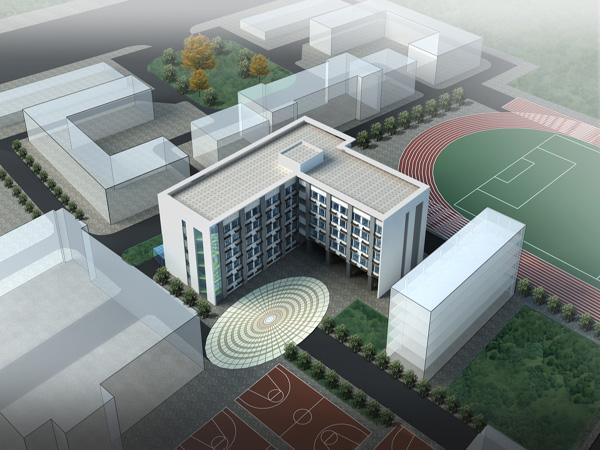 沧州二中学生公寓楼