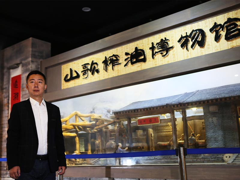 山歌公司董事長謝梅木被評為山東省第五批省級非物質文化遺產代表性項目代表性傳承人01