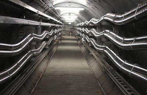 动力电缆智能监测系统的应用场景为电缆隧道及电缆沟,可实现电缆和温度监测以及局部放电的监测。