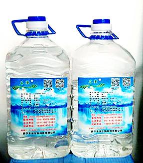 4.55L一次性环保包装饮用水