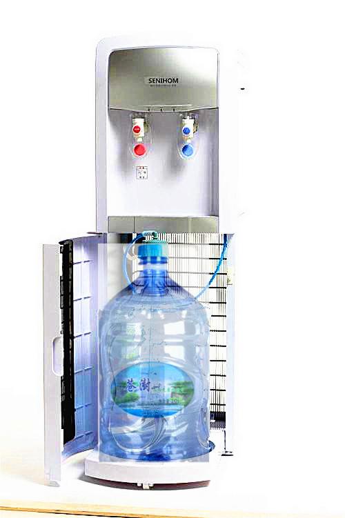 10L桶装水-下抽式饮水机