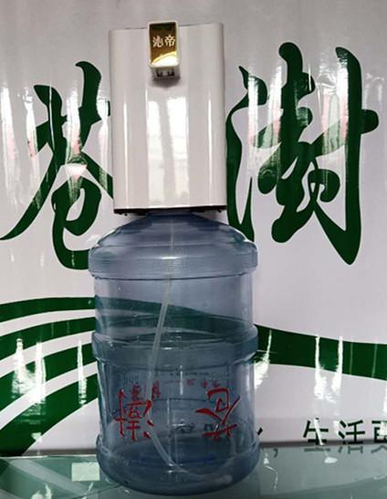 18.9L桶装水-移动开水器