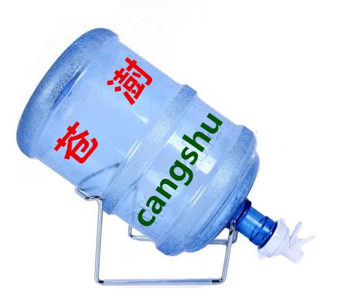 18.9L桶装水-饮水架