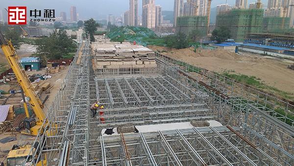 北京磁懸浮地鐵S1線2