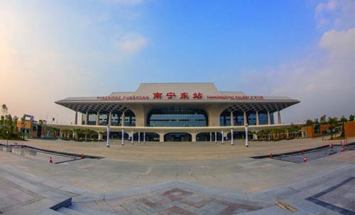 廣西南寧火車東站