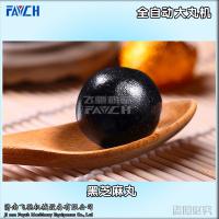 全自动大丸机ZW-369S-黑芝麻丸1