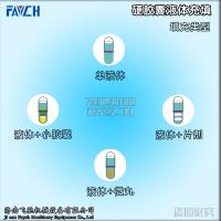 硬膠囊液體填充樣式