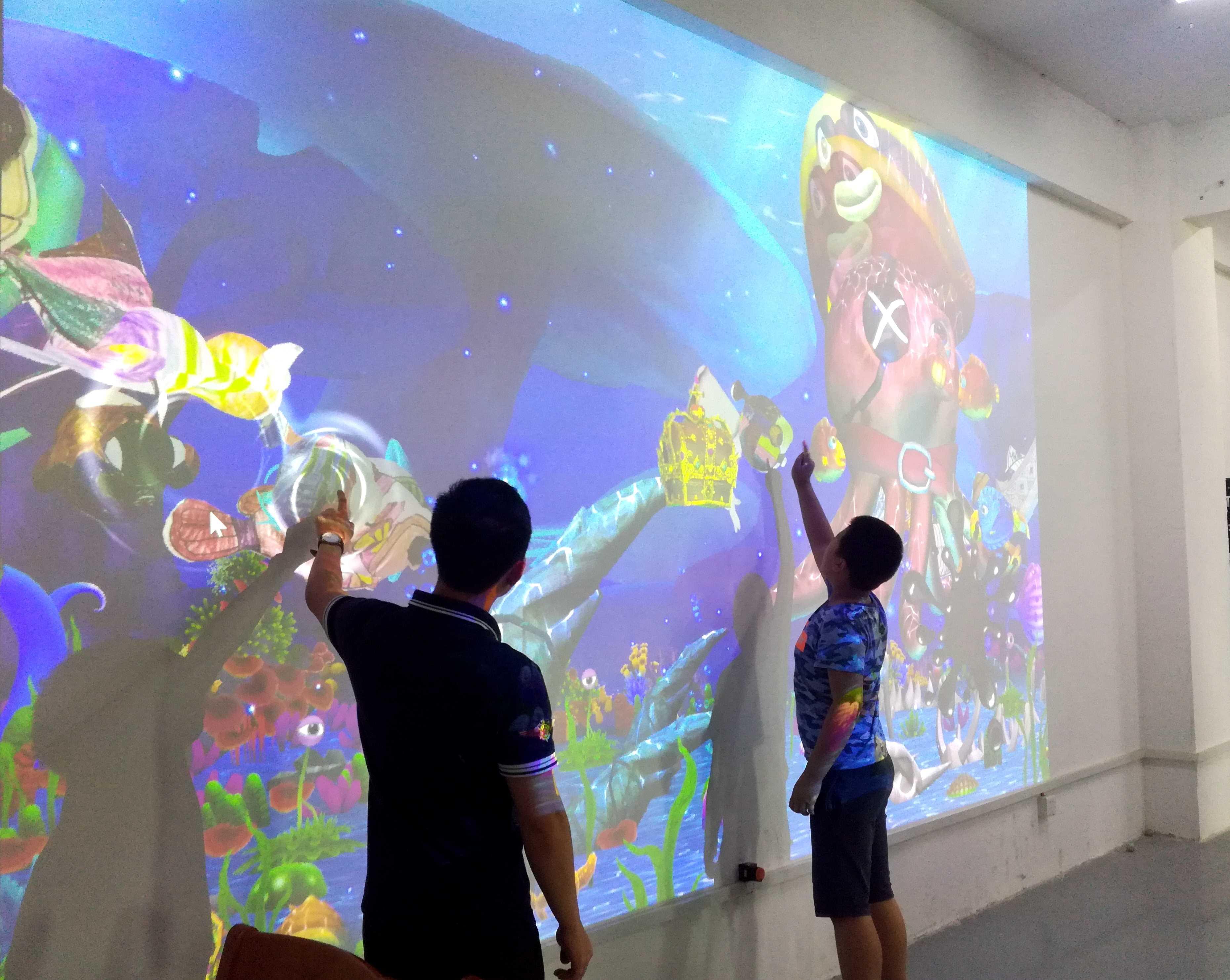 海空畫世界設備展項3