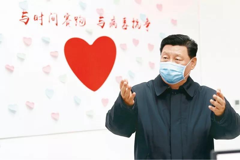 習近平:在中央政治局常委會會議研究應對新型冠狀病毒肺炎疫情工作時的講話