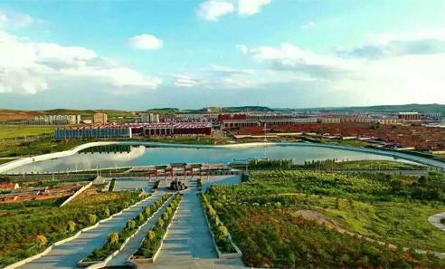 烏蘭察布市珂瑪新材料有限公司在內蒙古白雁湖化工股份有限公司的電石廠南側建設乙烯基吡咯烷酮(NVP)及其系列聚合物(PVP)項目
