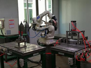 自动线-成品自动焊接