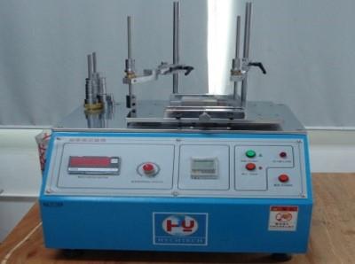 檢測儀器-耐摩擦測試儀