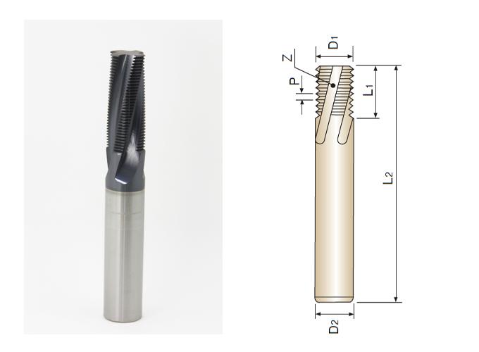 螺紋銑刀3